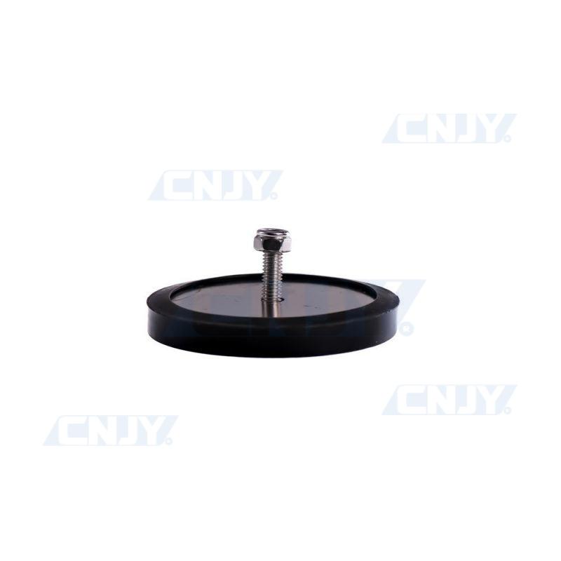 Support montage magnétique disque fixation pour feux et phare