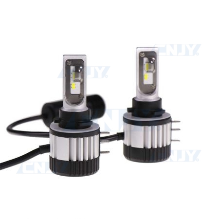Kit de 2 ampoules led Elistar V10 H15 15/55w