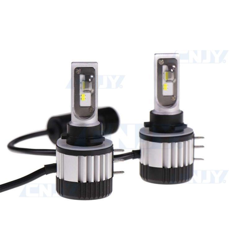 Kit de 2 ampoules led Elistar V10 H15 15/55w