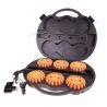 valise coffret de balise led orange balisage et marquage routier