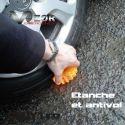 balise led orange