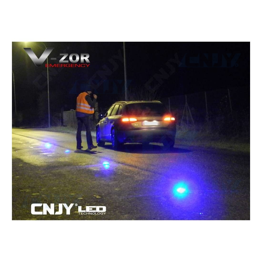 balisage routier led