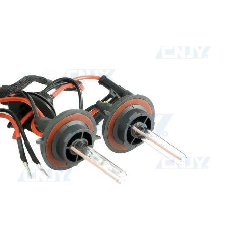 2 AMPOULES H13 9008 SIMPLE DE RECHANGE XENON HID 35W/55W AC CNJY®