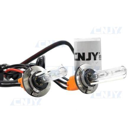 2 AMPOULES H9B DE RECHANGE XENON HID 5W/55W AC CNJY®
