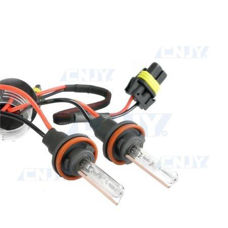 2 AMPOULES H11 DE RECHANGE XENON HID 35W/55W/75W AC CNJY®
