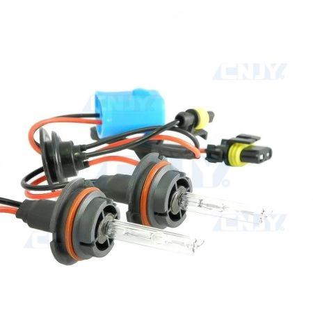 2 AMPOULES HB5 9007 DE RECHANGE XENON HID 35W/55W AC CNJY®