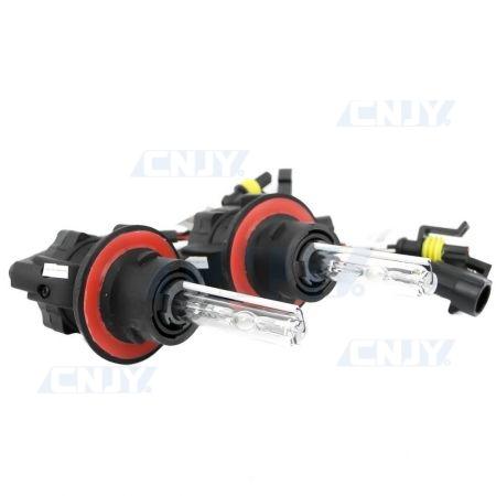 2 AMPOULES H13 9008 DE RECHANGE Bi-XENON HID 35W/55W AC CNJY®