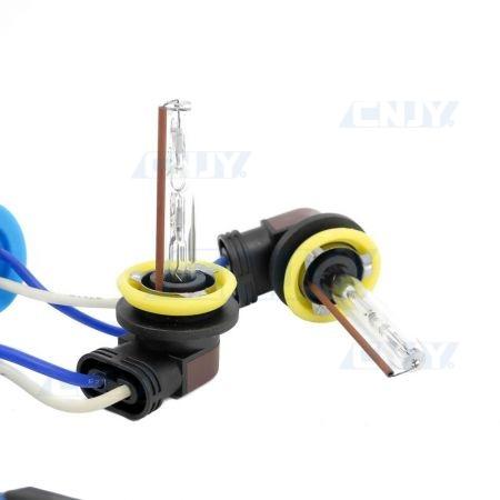 2 AMPOULES H11 L DE RECHANGE XENON HID 35W/55W/75W AC CNJY®