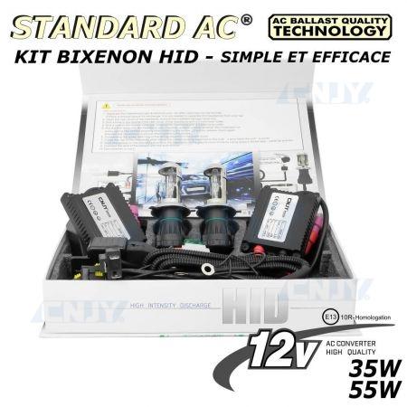 KIT BI-XENON H4 HID STANDARD 12V