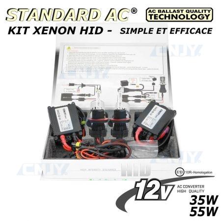 KIT BI-XENON H13 HID STANDARD 12V