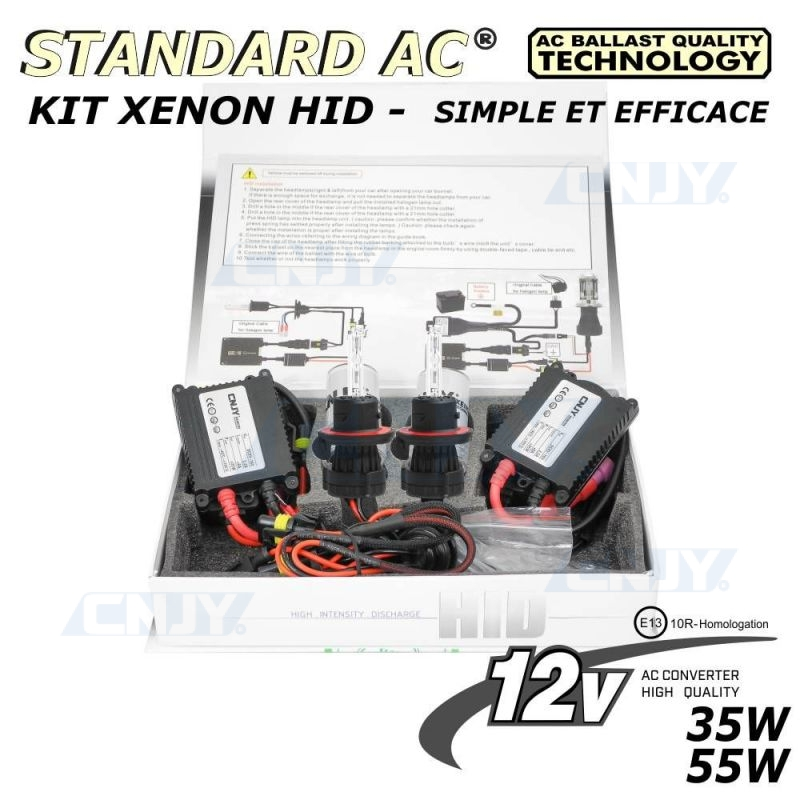 KIT BI-XENON H13 HID