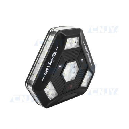 Balise de sécurité à led 360° VZOR ® TREK2 PROMO