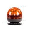Gyrophare led magnétique orange