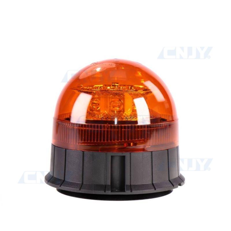 Gyrophare led orange magnétique