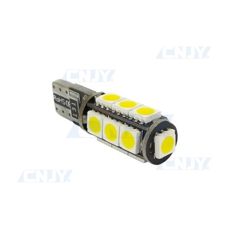 AMPOULE LED W5W T10 13 SMD CORE® SUPER CANBUS ANTI ERREUR ODB 12V