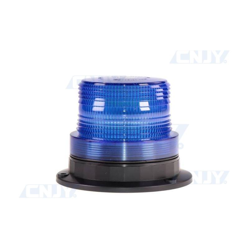 Gyrophare led bleu magnétique R65