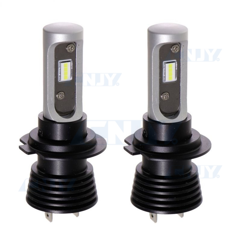 Kit led ampoule H7 24V camion