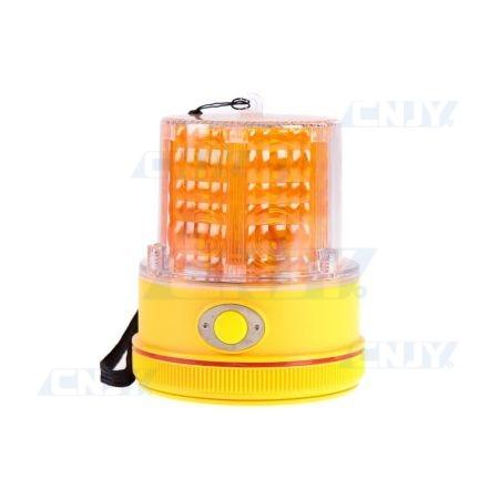 Gyrophare à led orange magnétique autonome GYROPILOT®