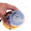 Gyrophare à led bleu magnétique autonome
