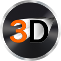 Adhésif 3D