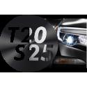 BA15S P21W - T20 W21W