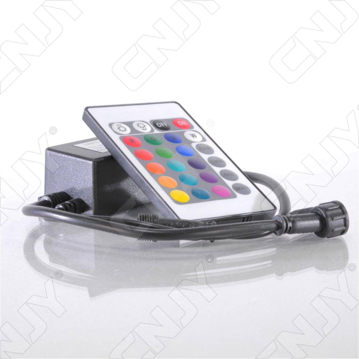Boitier de contrôle led multicolore RGB