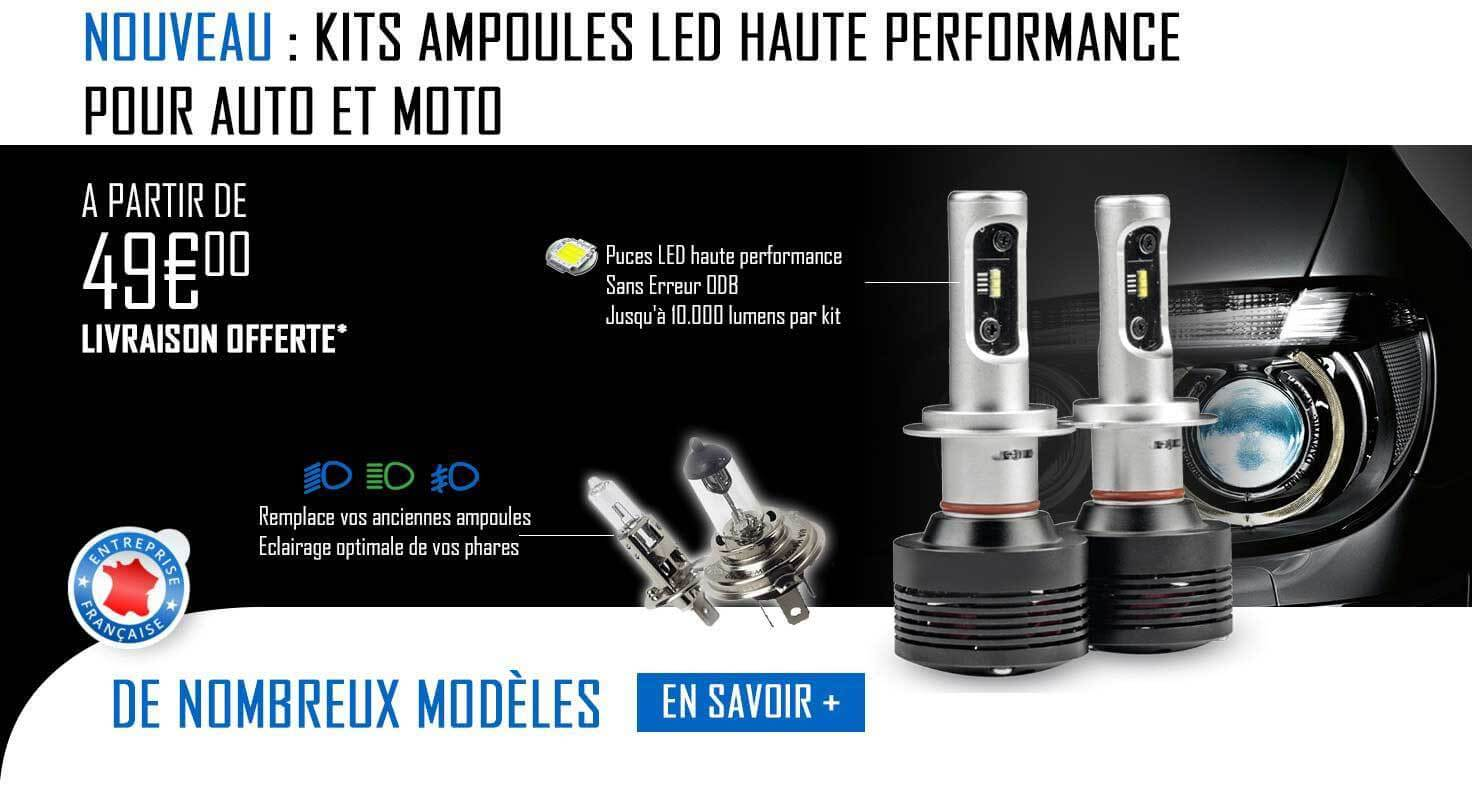 Xenon LED haute performance